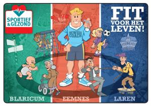 Sportief en Gezond Blaricum Eemnes Laren   Sportimpul.nl bv