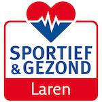 Logo Sportief & Gezond Laren | Sportimpuls.nl bv