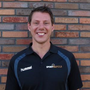 Buurtsportcoach Geert-Jan Westerbroek